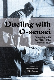 Dueling with O-sensei (cover)